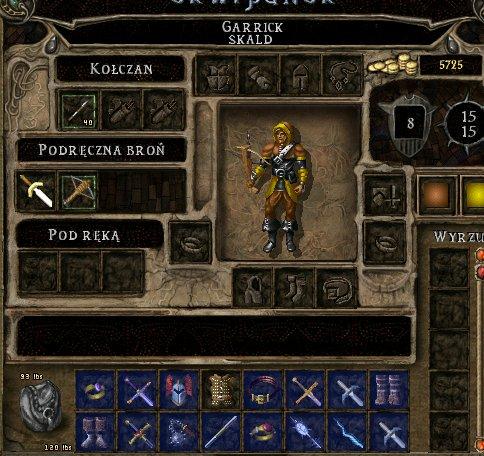 Garrick został zatrudniony do identyfikacji magicznego złomu