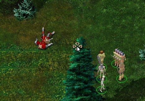 Uratowaliśmy Sirinę od złego Ogra zdobywając przy tym hełm ochrony
